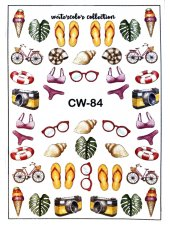 Слайдер-дизайн CW-84, Kodi